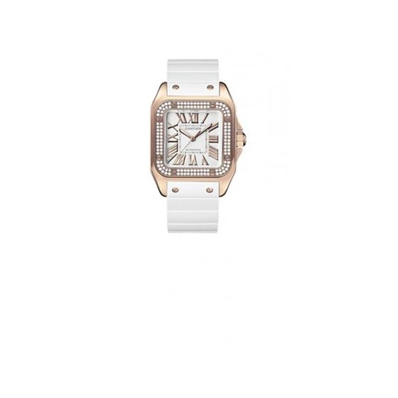 Cartier Santos 100 Unisex Watch WM50450M