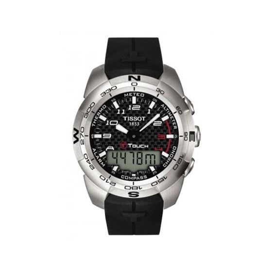 Tissot Swiss Made Wrist Watch T013.420.17.202.00 44mm
