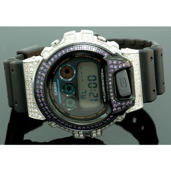 Digital Mens Crystal Mens Watch CK33R16b