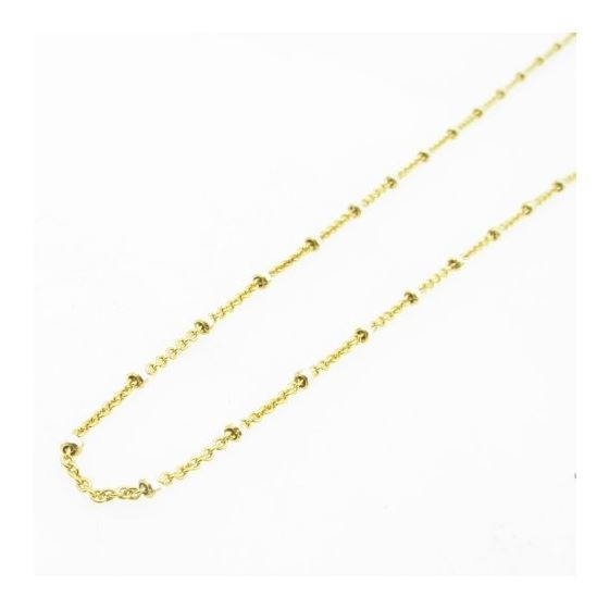 925 Sterling Silver Italian Chain 20 inches long and 2mm wide GSC122 3