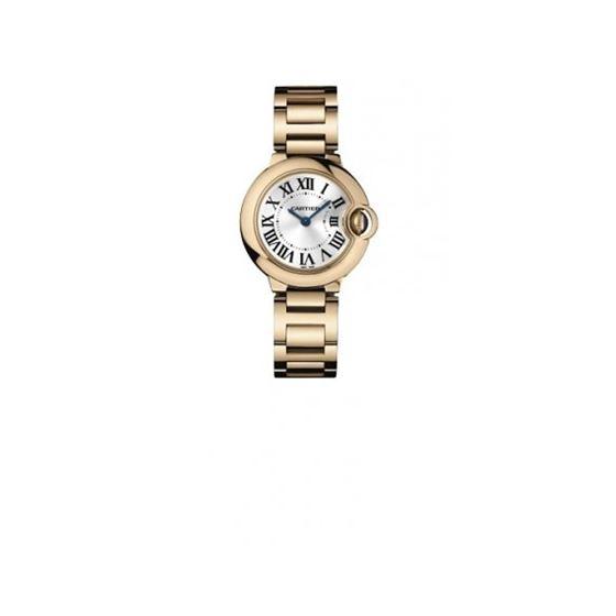 Cartier Ballon Bleu Polished 18K Rose Gold Women
