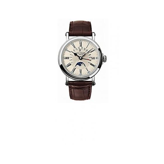 Patek Philippe Perpetual Calendar Retrograde Mens Watch 5159G