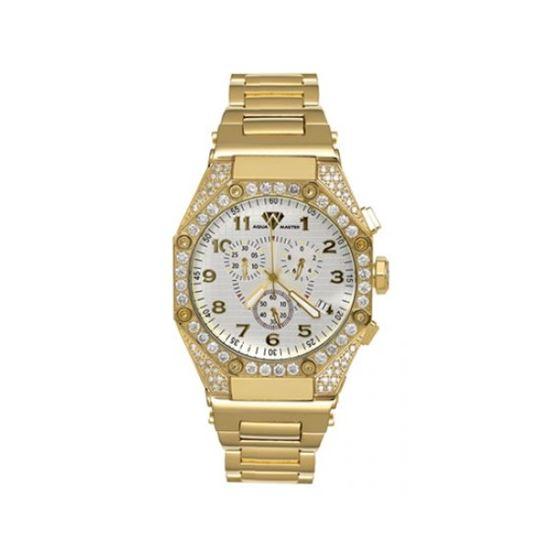 Aqua Master Diamond Watch The AquaMaster 53563 1