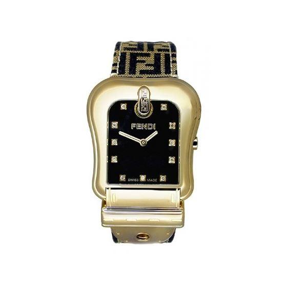 Fendi B. Fendi Unisex Watch F382112DF