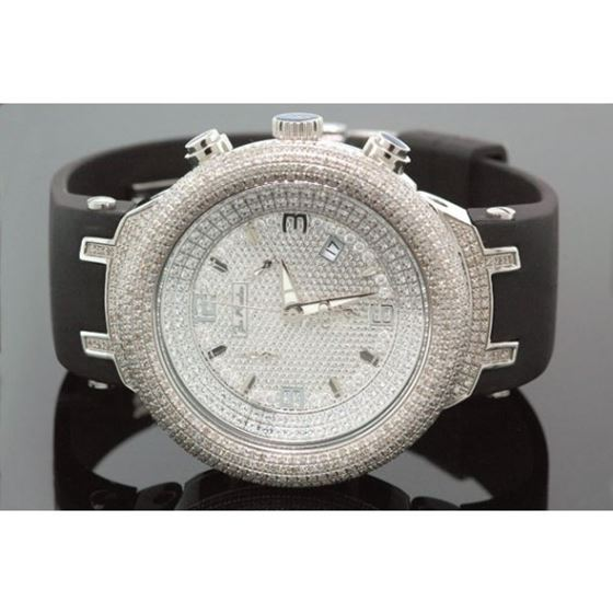 Joe Rodeo Mens Iced Out Master Diamond Watch JJM68 1