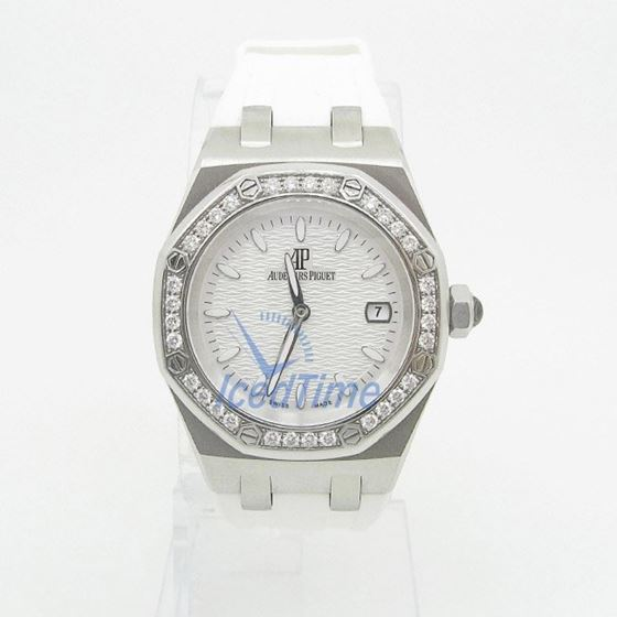 Audemars Piguet Royal Oak Lady Quartz Wa 54365 1