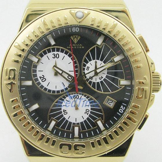 Mens Aqua Master Iced Out Diamond Watch W339AQ1 1