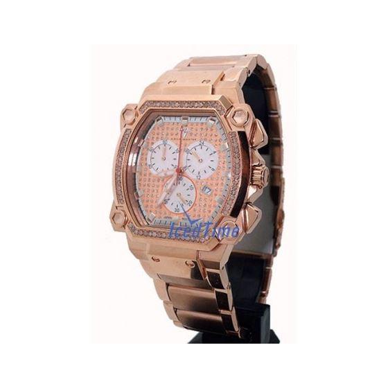 Aqua Master Unisex Diamond Watch 0.75ct W144