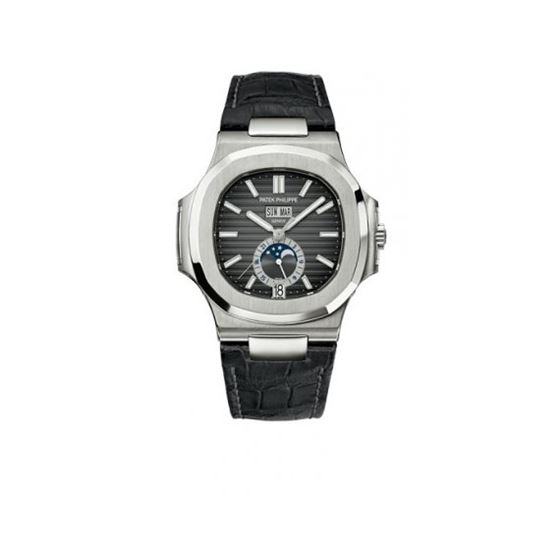 Patek Philippe Nautilus Mens Watch 5726A