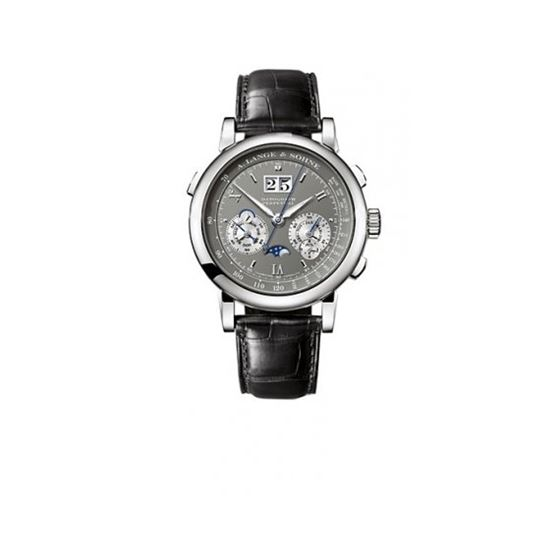 A. Lange  Sohne Datograph Perpetual Mens Watch 410.030