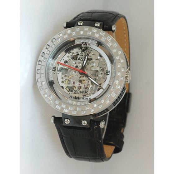 Aqua Master Mens Diamond Watch am2 1