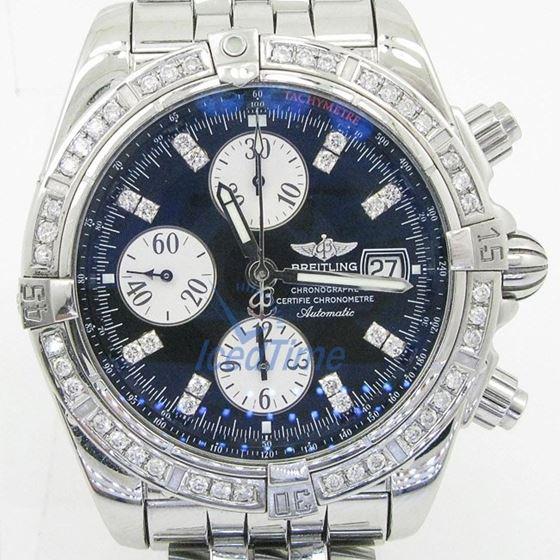 Breitling Windrider Chronomat A1335611-M 55355 1