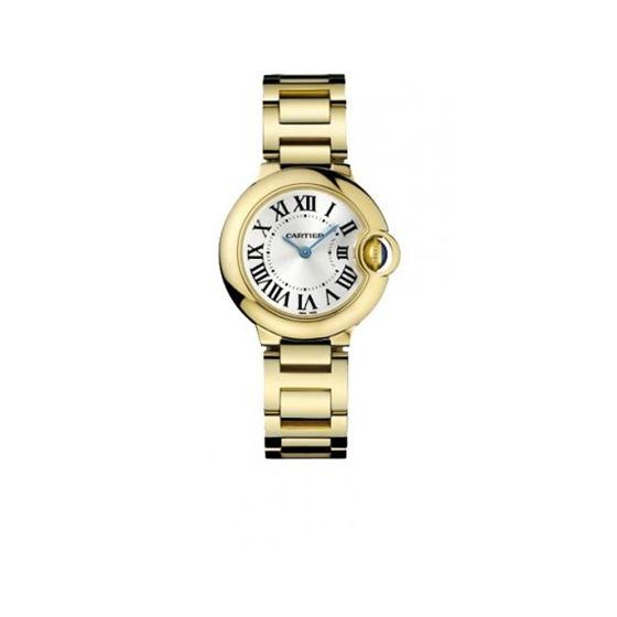 Cartier Ballon Bleu Solid 18K Gold Women