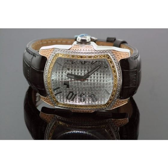 Aqua Master Mens Diamond Watch 96-59 54565 1