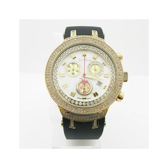 Joe Rodeo Master 2.20ctw Diamond Watch JJM87 1