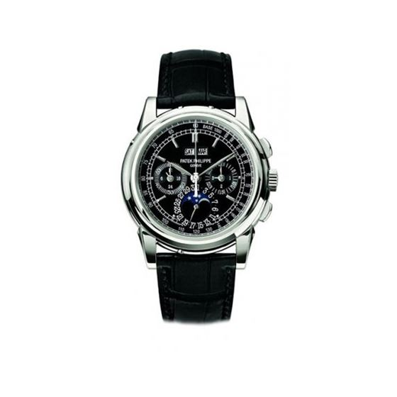 Patek Philippe Chronograph Perpetual Calendar Mens Watch 5970P