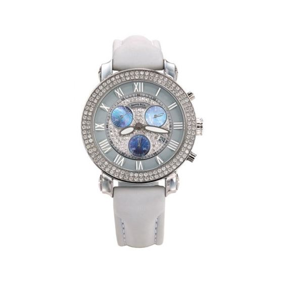Benny Co 2.9 Ice Dial Silver