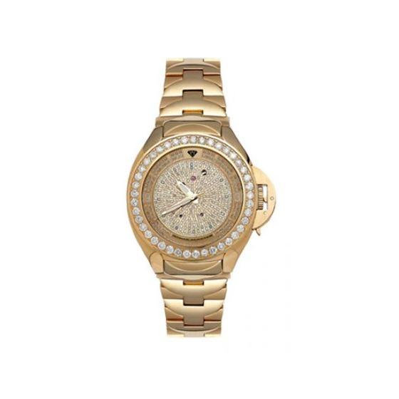 Aqua Master Diamond Watch The AquaMaster Skelton Diamond Watches with Diamond Dial 4-3W