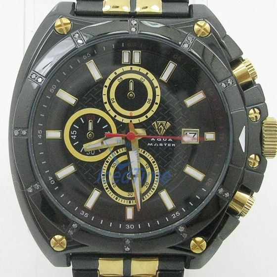 Mens Aqua Master Iced Out Diamond Watch W328AQ6 1