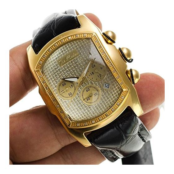 KING JKI30 Diamond Watch-3