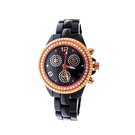 1.25Ct Diamonds Ceramic 35Mm Ladies Small Watch