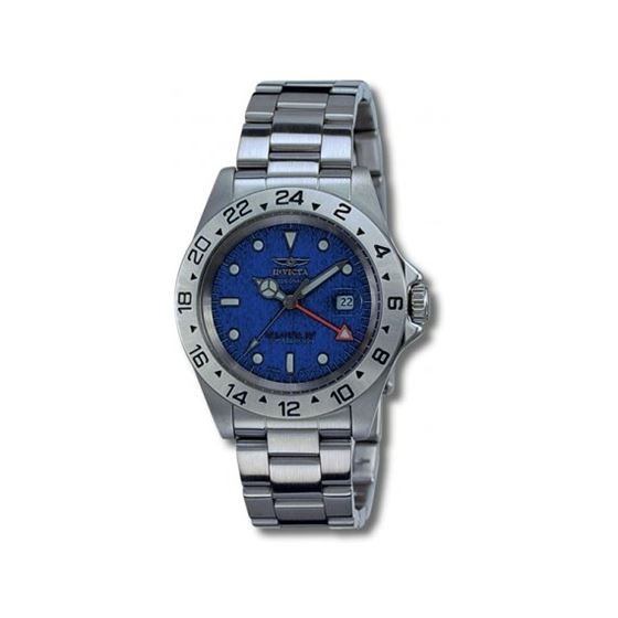 G.M.T. Invicta Watch