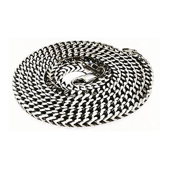 Italian Solid Sterling Silver Franco Cha 73468 1