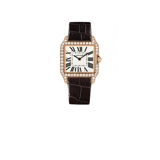 Cartier Santos Dumont Watch WH100351 55217 1