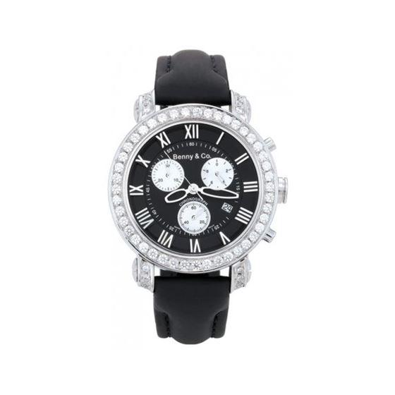 Benny Co. 3ctw Diamond Watch Ice 3.0