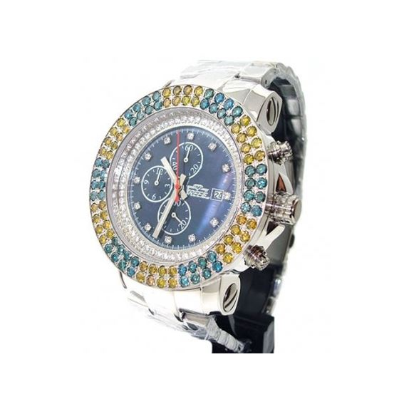 Freeze Diamond Jumbo Face 4.5ct Watch