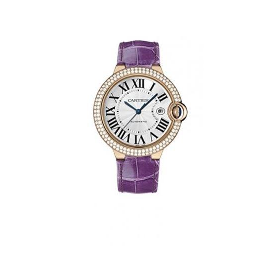 Cartier Ballon Bleu Large Size Watch WE900851