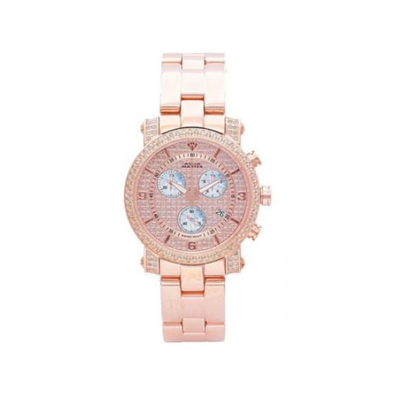 Aqua Master Diamond Watch Ladies