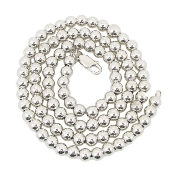 925 Sterling Silver Italian Chain 18 inches long and 5mm wide GSC165 1