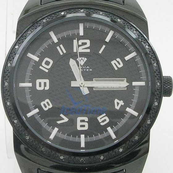 Mens Aqua Master Iced Out Diamond Watch W335AQ3 1