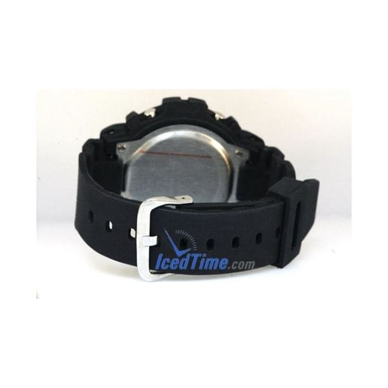Aqua Master Shock Digital Watch Black 92297 3