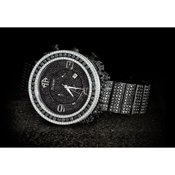 Arctica Watches Arctica 50mm Diamond Case 37.95ct