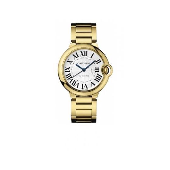 Cartier Ballon Bleu Unisex Gold Watch W69003Z2